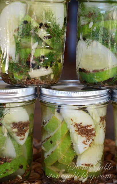 Refrigerator pickles, Refrigerators and Refrigerator pickle recipes on ...