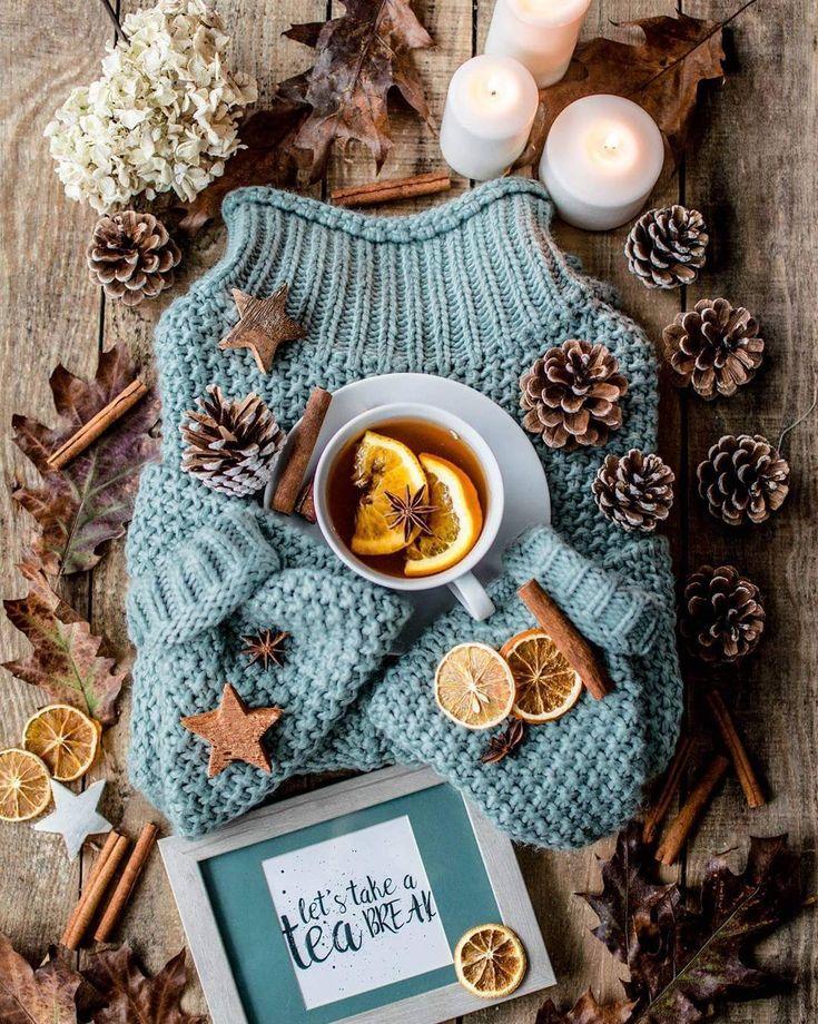 Новый год, флэтлэй, flatlay, раскладка, кофе, чай, пряники