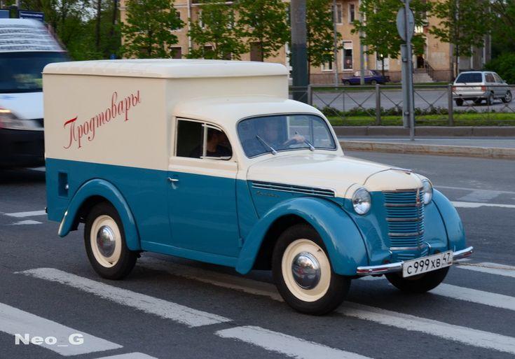 Moskvich 400-420K van