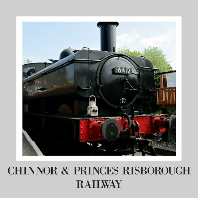 Chinnor and Princes Risborough Railway - Our Cherry Tree