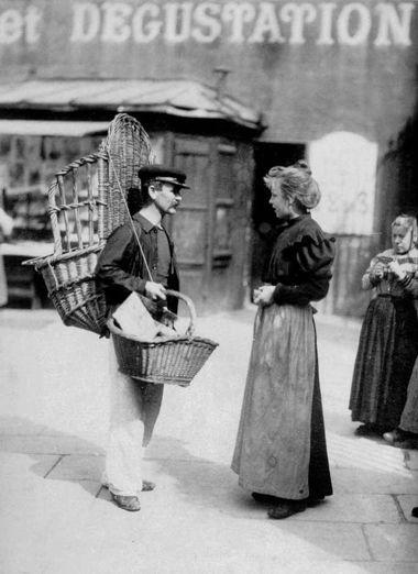 Eugene Atget, old Paris (1857 - 1927)
