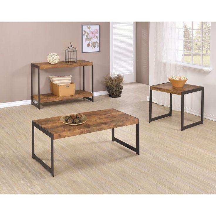 Trent Austin Design Ash Hill End Table & Reviews | Wayfair   – letterpress