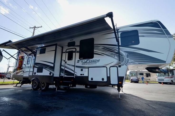 2014 Keystone Fuzion 331 Chrome for sale  - Lake Alfred, FL | RVT.com Classifieds