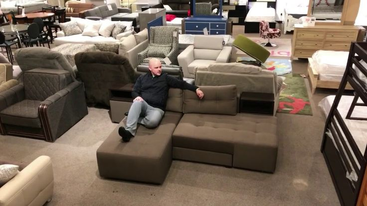 iSTYLE FURNITURE Cleveland - The Brooklyn Sofa Bed from San Marco