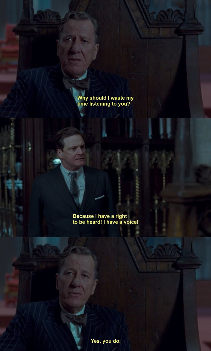 """The King's Speech"" -I cannot even begin to express how much these lines spoke to me"