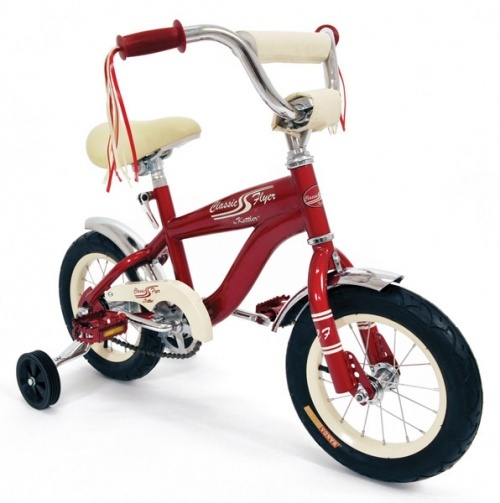 Classic Flyer 120 Retro Bicycle - Kettler - Events