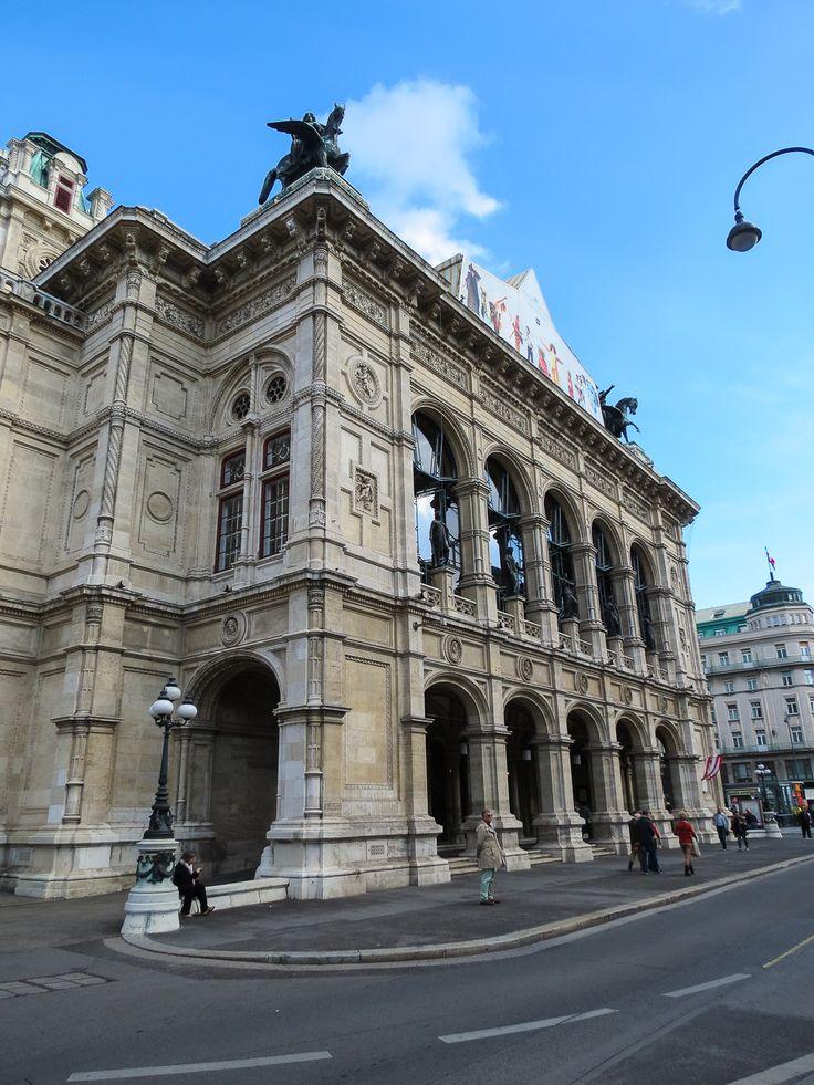 WIENER STAATSOPER #oper #wien #österreich #sightseeing #sehenswürdigkeiten