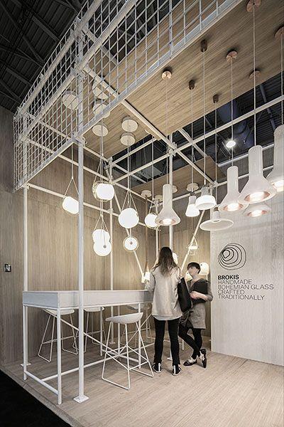 Maison&Objet January 2017 - Brokis - lights - CAPSULE by Lucie Koldova- design - interior.