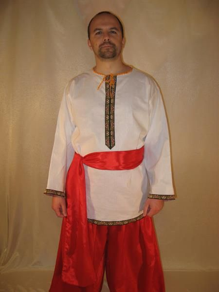 Купить украинский народный костюм спб