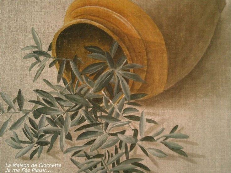 102 best Lin et peinture sur lin images on Pinterest Paint - peinture de porte de garage