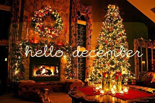Hello December - Christmas