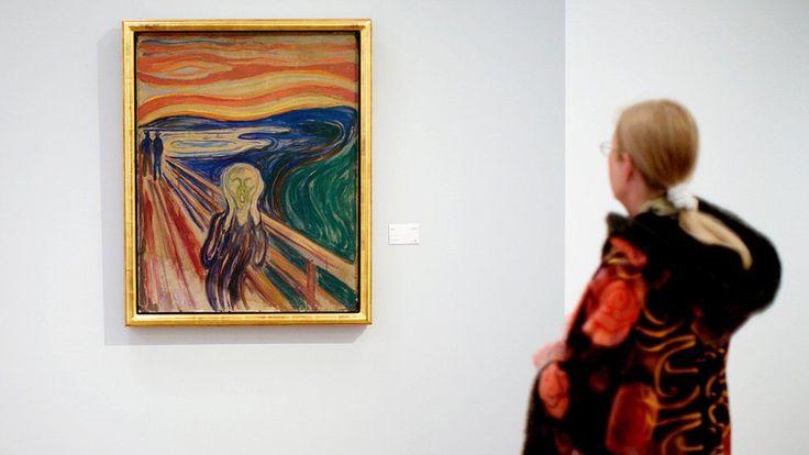 O céu de cores intensas no quadro O Grito não é apenas um símbolo da angústia que atormenta o protagonista da famosa obra criada pelo norueguês Edvard Munch em 1892.Segundo uma nova teoria proposta nesta semana por uma equipe de pesquisadores noruegueses, as linhas amarelas, laranjas e vermelhas são