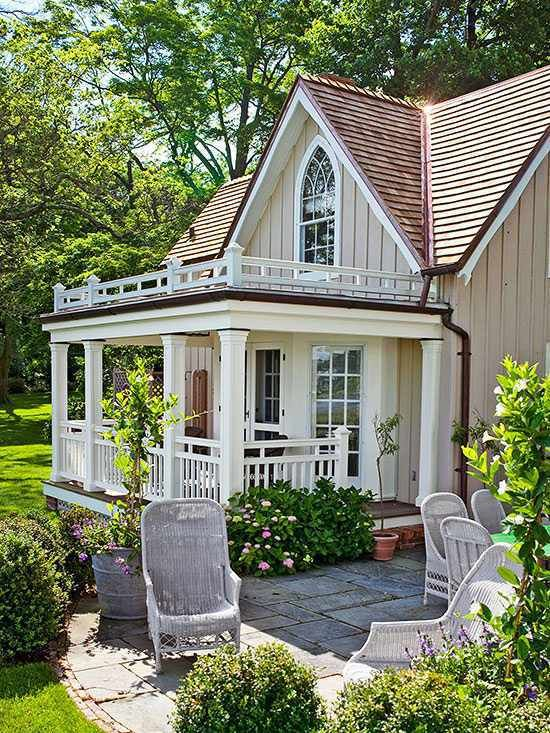 Terrace design ideas - 16 creative designs for the porch