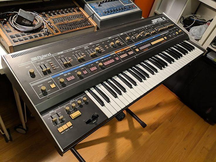 roland jupiter 6 in 2019 keyboards roland keyboard roland jupiter drum machine. Black Bedroom Furniture Sets. Home Design Ideas
