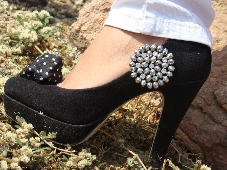 Many thanks @Vandana Gupta for sharing your beautifully accessorized Steve  Madden COUTUR's!