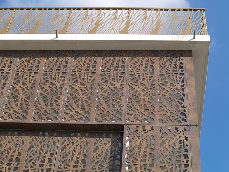 Mejores 15 im genes de fachadas ventiladas en pinterest - Mejor revestimiento para fachadas ...
