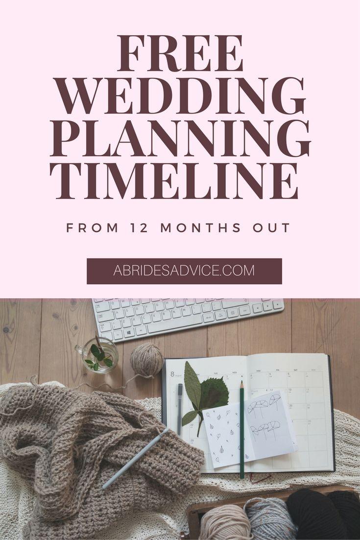 Wedding Planning Timeline | Wedding Planning Checklist | Wedding Planning Tools | Wedding To Dos | A Bride's Advice