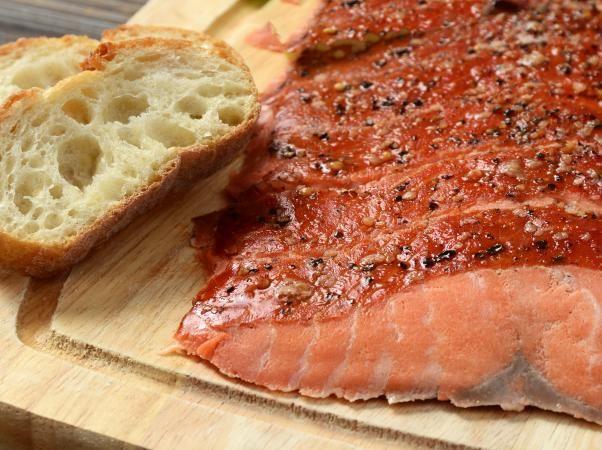 Best 25 smoked salmon brine ideas on pinterest smoked for Smoke fish brine