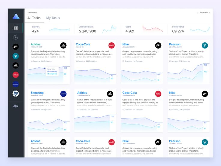 Hey guys!  Check out project management dashboard we are working on based on asana logic.