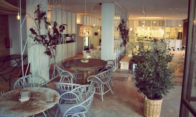 Tierra Burrito Café es un restaurante del centro de Madrid que demuestra que la comida rápida no está reñida con la calidad y con el confort