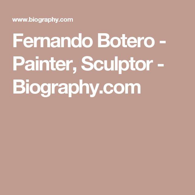 Fernando Botero - Painter, Sculptor - Biography.com