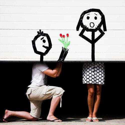 O amor é lindo :)