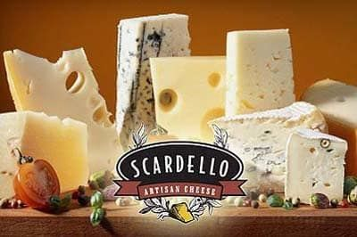 Cheese enthusiasts Rich and Karen Rogers opened this shop in November 2008. Although Scardello does sell some side items and a trinket or two, and you can take a class ...