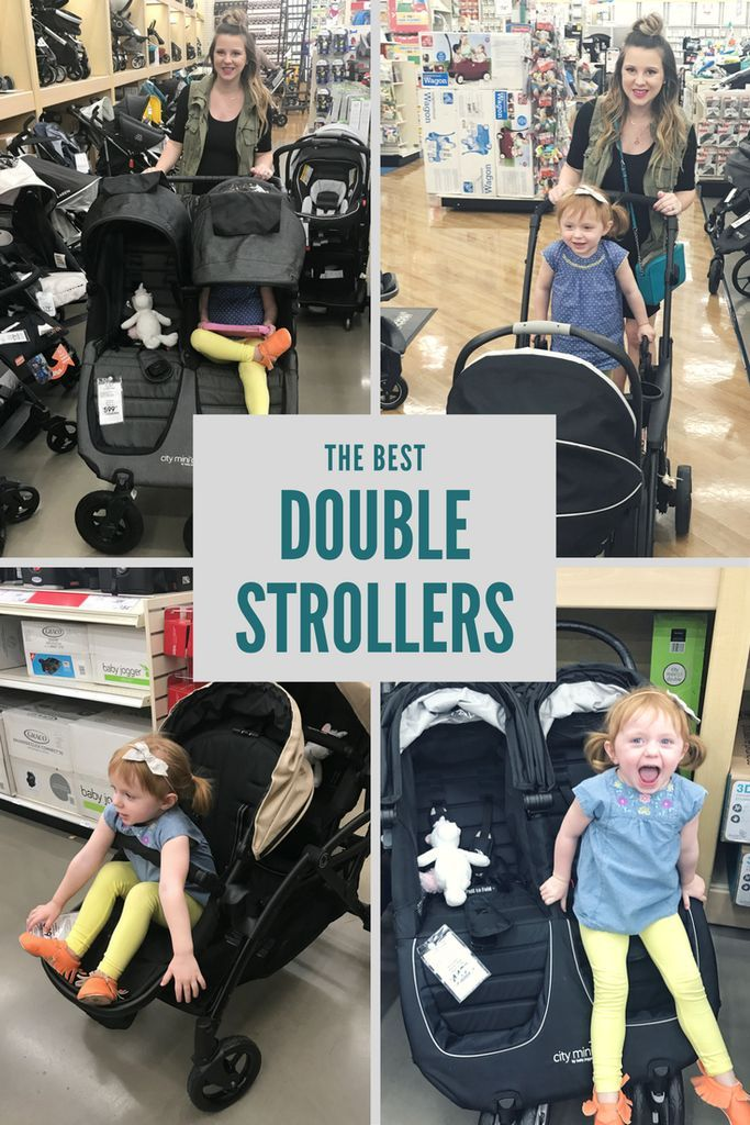 The Best Double Strollers for Your Unique Budget & Needs