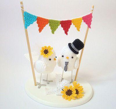 Perfil | LaMaisonBisoux | Maria Handmade: ganchillo para tartas de boda