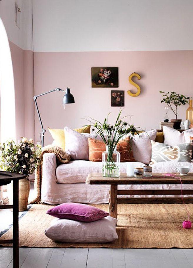 die 62 besten bilder zu obly | woonkamer auf pinterest | möbel ... - Wandgestaltung Trend 2015