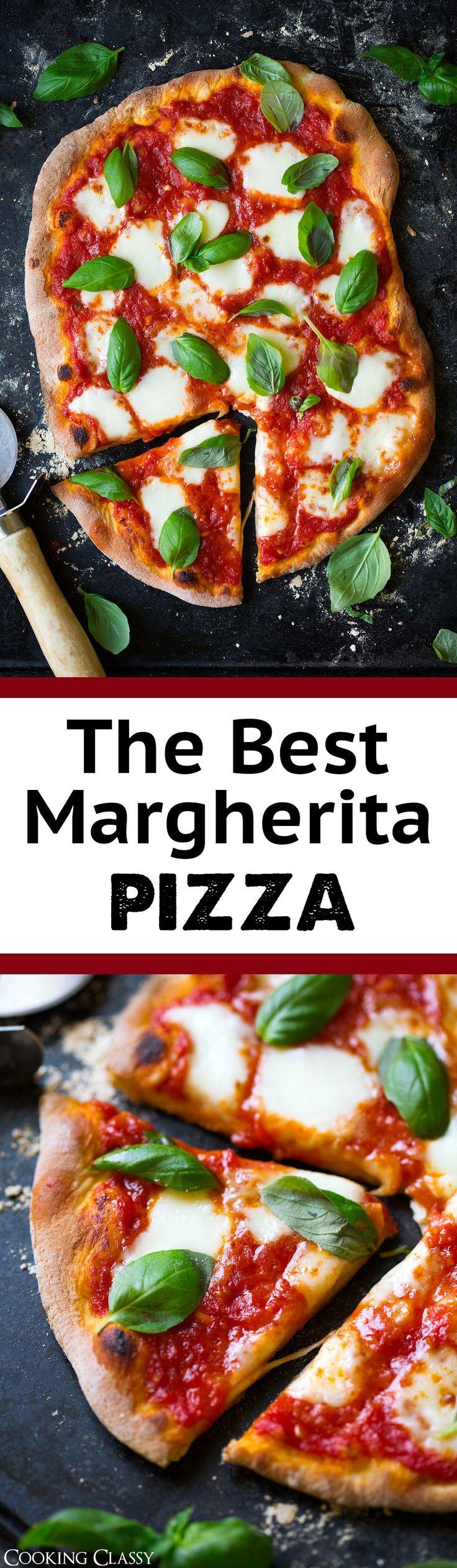 Margherita Pizza has always been one of