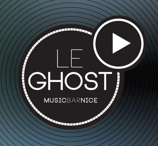 Logo du Ghost Pub Music Bar Nice  leghost-pub.com
