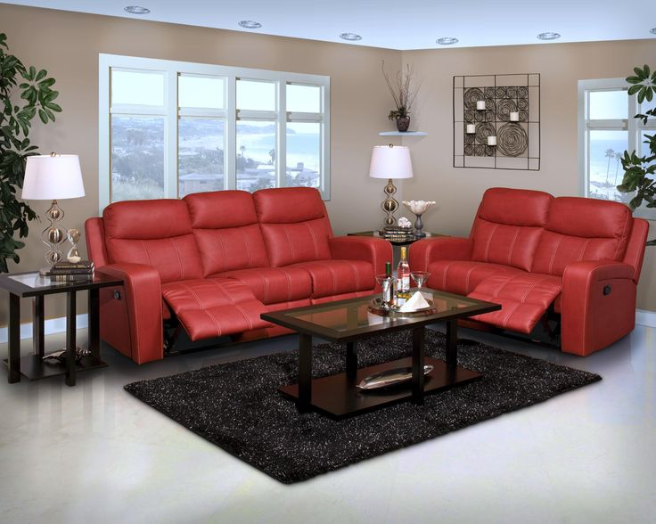 New Classic Furniture Hilton Power Reclining Living Room Group Featuring Loveseat And Sofa