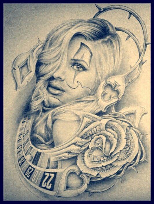 Drawing beauty