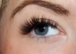 One trick for long, healthy eyelashes: Use Vaseline or Olive Oil on them. Vaseline/Olive Oil is known for enhancing your natural eyelash growth and is very easy to apply. Before going to bed, apply Vaseline to lashes and the above-lashes lash-line. Try not to get it in your eye. As for Olive Oil, dab a bit of olive oil on a q-tip and apply it like mascara. Done!