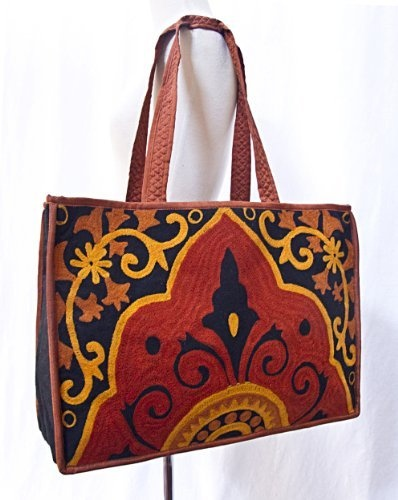 Statement Bag - Paisley by VIDA VIDA PPjfP8b4