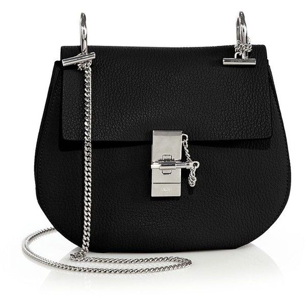 Chloe Drew Small Shoulder Bag found on Polyvore