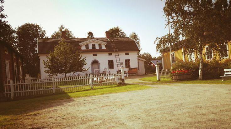 Kuddnäs museum in Uusikarlepyy, Zacharias Topelius childhood home