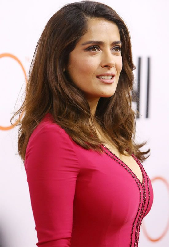 Salma Hayek: My Life is So Much Better