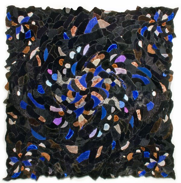 handsewn and designed rugs made from recycled stuffed animals skins - Animal Skin Rugs