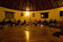 Ayahuasca retreats and workshops opportunities reviewed from around the world: Drink Ayahuasca with the Native American Church in the USA; Brazilian Ayahuasca and Yoga Retreats; Iquitos, Peru Shamanic Ayahuasca Ceremonies--this is a one stop directory to help you find the best ayahuasca center for your budget. http://www.heroic-adventures.com/ayahuasca-retreats/