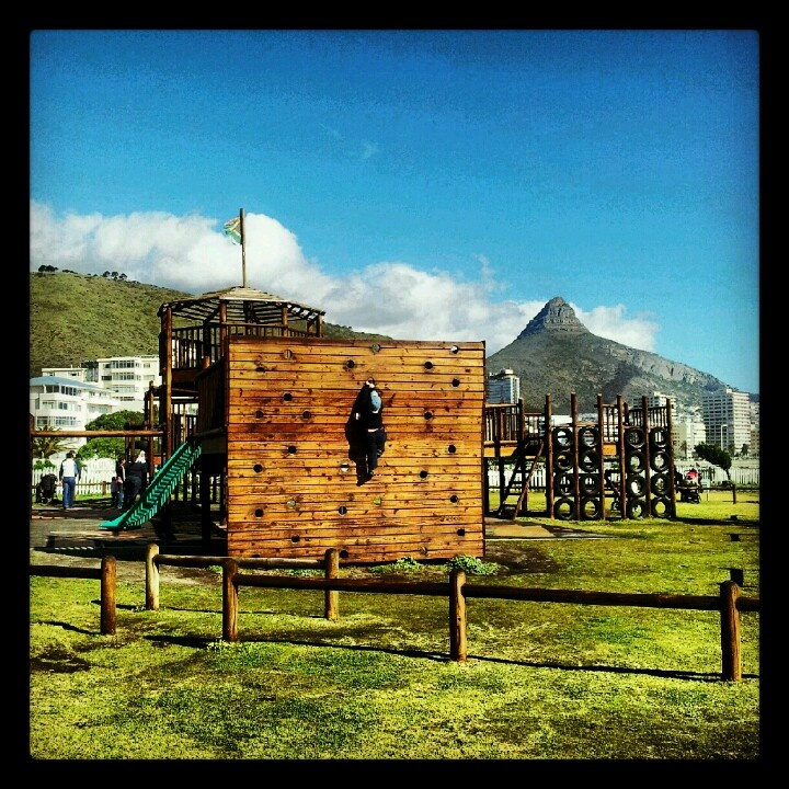 Mouille Point Park