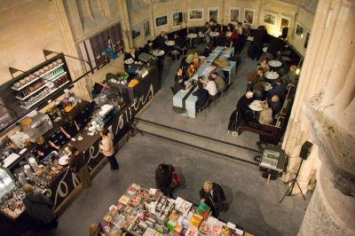 The Bookshop as Sacred Space: Sacred Spaces, Sacred Places