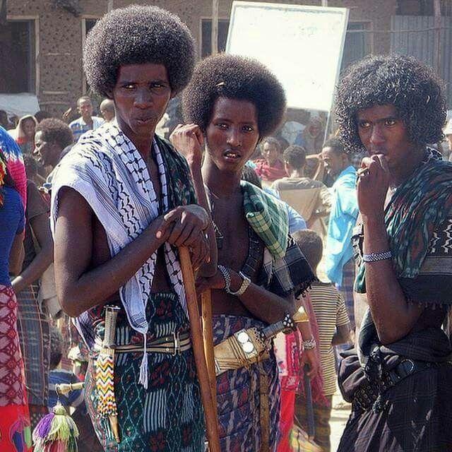 Modern Kemet Africa People Horn Of Africa Natural Hair