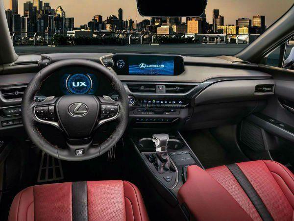 2019 Lexus Is Interior Lexus Interior Lexus New Lexus