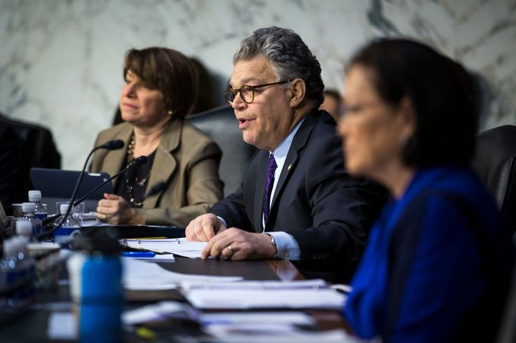 Senator Al Franken Accused of Groping a Woman in 2006