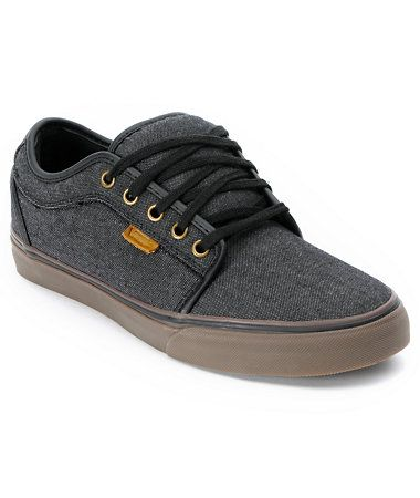 Vans. For DH