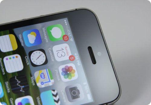 El iPhone 6 tendrá una pantalla de 5 pulgadas optimizada para ser usada con una sola mano