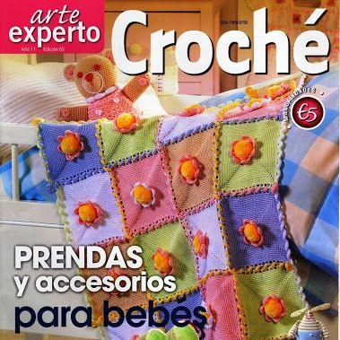 19 mejores imágenes de Revistas de crochet en Pinterest   Revistas ...
