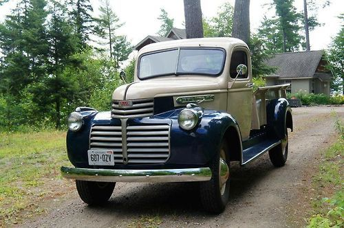 180 best gmc images on pinterest classic trucks vintage. Black Bedroom Furniture Sets. Home Design Ideas